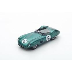 SPARK S2439 ASTON MARTIN DBR1 N°6 2ème 24H Le Mans 1959-M. Trintignant - P. Frère