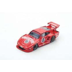 SPARK S5521 PORSCHE 935 K3 N°68 24H Le Mans 1980 - S. McKitterick - L. Walger - C. Mendez