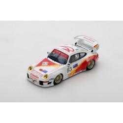 SPARK S5528 PORSCHE 911 GT2 N°83 24H Le Mans 1996 - S. Ortelli - A. Pilgrim - A. Bagnall