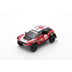 SPARK S5623 PEUGEOT 3008 DKR Maxi N°319 PH-Sport - Dakar 2018 S. K. Al Qassimi - X. Pansieri