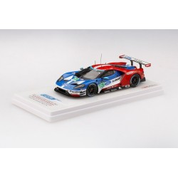 TRUESCALE TSM430287 FORD GT N°67 2ème LMGTE Pro 24H Le Mans 2017 A. Priaulx, H. Tincknell, P. Derani