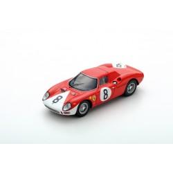 LOOKSMART LSRC26 FERRARI 250LM N°8 2ème 12H Reims 1964- J. Surtees - L. Bandini