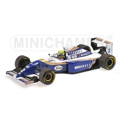 MINICHAMPS 540941802 WILLIAMS FW16 1994 N°2 SENNA