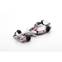 SPARK S5945 DRAGON Racing N°6 Rd.2 Hong Kong ePrix Formule E Saison 4 2017-2018 Neel Jani