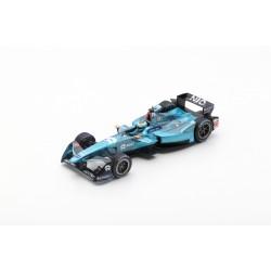 SPARK S5944 NIO Formule E Team N°68 Punta del Este Saison 4 2017-2018 Luca Filippi