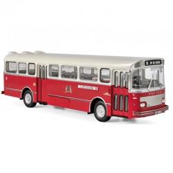 NOREV 530040 SAVIEM S105M 1969 BORDEAUX