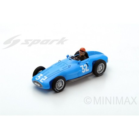 SPARK S5313 GORDINI T32 N°32 GP France 1956 Hermano da Silva Ramos