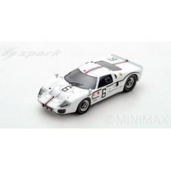 SPARK S5186 FORD MK IIB N°6 Le Mans 1967 J. Schlesser - G. Ligier