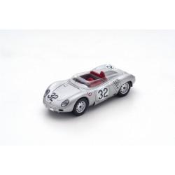 SPARK S4677 PORSCHE 718 RSK N°32 Le Mans 1959 H. Herrmann - U. Maglioli