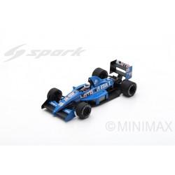 SPARK S3968 LIGIER JS31 N°25 GP Japon 1988 René Arnoux
