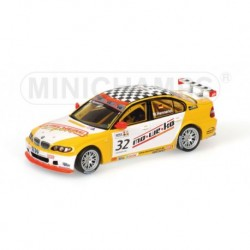 MINICHAMPS 400052432 BMW 320I N°32-M.HENERICI WTCC 1.43