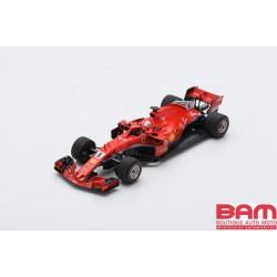 LOOKSMART LSF1015 FERRARI Scuderia SF71H N°5 Vainqueur GP Canada 2018 Sebastian Vettel