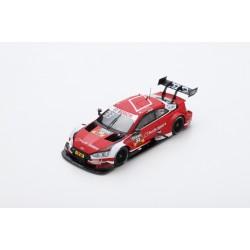 SPARK SG431 AUDI RS 5 DTM N°33 2018 Nürburgring 2018 2 poles positions 2 victoires-R. Rast