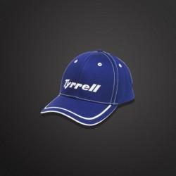 1201010100 CASQUETTE Tyrrell bleu