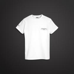 TSHIRT Chaparral 2E Blanc/Gris