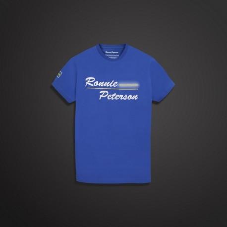 TSHIRT Ronnie Peterson Super Swede