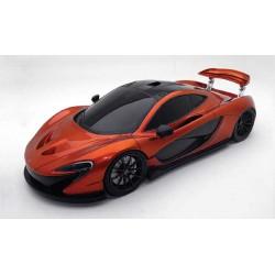 """TRUESCALE TSM131803R McLaren P1 """"""""Race Mode"""""""" Mondial de l'Auto 2012"""
