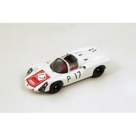 SPARK S3464 PORSCHE 910 N°17 1er 1000KM of Nürburgring