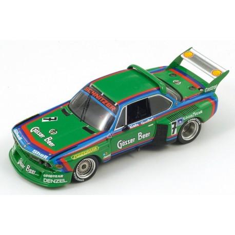 SPARK SG022 BMW CSL N°7 1er 1000km Nurburgring 1976
