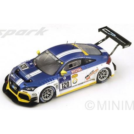 SPARK SG140 AUDI TT RS N°120 24h Nurburgring 2014