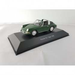 ATLAS 7114008 PORSCHE 911 TARGA 1965 Verte 1/43 Porsche Collection