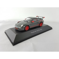 7114029 PORSCHE 911 GT3 RS (997) 2011 Grise 1/43 Porsche Collection