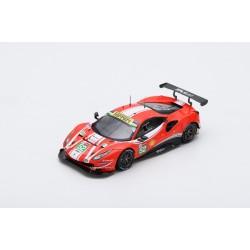 LOOKSMART LSLM083 FERRARI 488 GTE Evo N°52 24H Le Mans 2018 Vilander - Giovinazzi - Derani