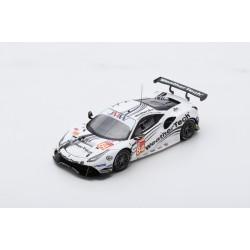 LOOKSMART LSLM088 FERRARI 488 GTE N°84 24H Le Mans 2018 JMW Motorsport - Griffin - MacNeil - Segal