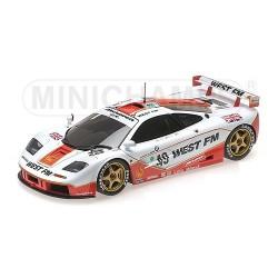 MINICHAMPS 530133549 MCLAREN F1 GTR n°49 24H Le Mans 1995