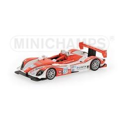 MINICHAMPS 400086627 PORSCHE RS SPYDER SEBRING 2008 No27 1.43