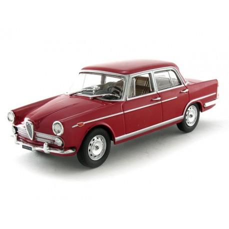 NOREV 550321 ALFA ROMEO 2000 BERLINE 1957 ROUGE