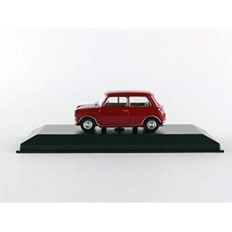 Maxichamps 940138600 Morris Mini 850 Mk1 Rouge