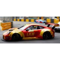 SPARK SA164 PORSCHE 911 GT3 R N°912 Manthey-Racing FIA GT World Cup Macau 2018 Earl Bamber (750ex)