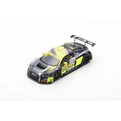 SPARK SA165 AUDI R8 LMS N°66 Audi Sport Team WRT Speedstar FIA GT World Cup Macau 2018 Robin Frijns (300ex)