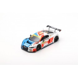 SPARK SA166 AUDI R8 LMS N°28 Audi Sport Team WRT Speedstar FIA GT World Cup Macau 2018 Christopher Haase (300ex)