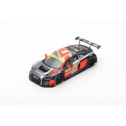 SPARK SA168 AUDI R8 LMS N°88 Audi Sport Team WRT Speedstar FIA GT World Cup Macau 2018 Dries Vanthoor (300ex)