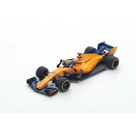 SPARK S6062 MCLAREN F1 Team N°14 GP Australie 2018- MCLAREN MCL33- Fernando Alonso