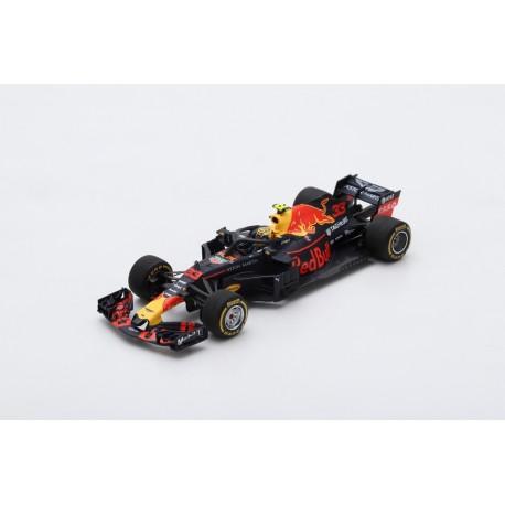 SPARK S6065 RED BULL Racing - TAG Heuer N°33 Vainqueur GP Autriche 2018 Max Verstappen