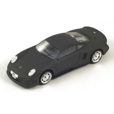 SPARK S0736 PORSCHE 9FF GT9 Prototype 2008 noir