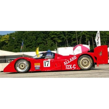 SPARK S0849 ALLARD J2X 1993 rouge
