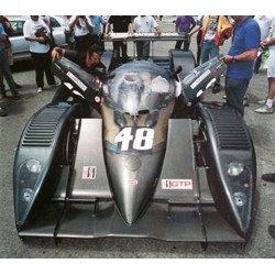 SPARK S0850 ALLARD J2X n°48 Laguna Seca 1993 R.Lamplough