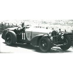 SPARK 18LM33 ALFA ROMEO 8C n°11 1er LM33 R.Sommer - T.Nuvolari