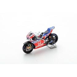 SPARK M43038 DUCATI GP16 N°45- OCTO Pramac Racing- 7ème GP du Qatar 2017- Scott Redding