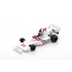 SPARK S2239 HESKETH 308 N°24 Vainqueur GP Pays-Bas 1975 James Hunt