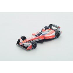 SPARK S5902 MAHINDRA Racing N°23 3ème Rd5 Monaco 2017 Nick Heidfeld
