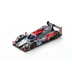 SPARK S5824 ORECA 07- Gibson N°38 - Jackie Chan DC Racing- 2ème Le Mans 2017 Vainqueur LMP2 -