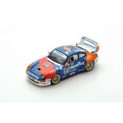 SPARK S5512 PORSCHE 911 GT2 N°91 24H Le Mans 1995 - D'Orléans-Borbón - Saldaña - De Castro