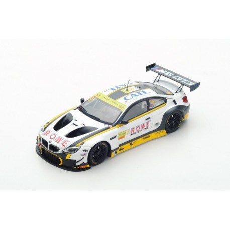 SPARK SA149 BMW M6 GT3 N°9 - Rowe Racing - FIA GT World Cup Macau To 2016 -  Nicky Catsburg (300 ex) - Boutique Auto Moto / SPARK