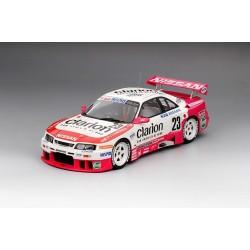TRUESCALE TSM161811R NISSAN Skyline GT-R LM n°23 Clarion 24h du Mans 1996