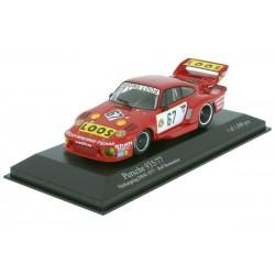 MINICHAMPS 400776367 Porsche 935/77 N°67 STOMMELEN CHAMPION DRM 1977 1.43